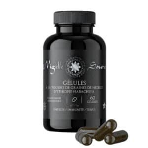 60 gélules de nigelle - Nigelle Source